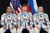 International Space Station Expedition 29 Official Crew Portrait #4